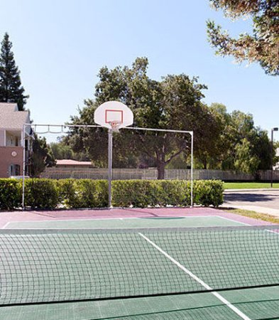 Pleasant Hill, Kaliforniya: Sport Court