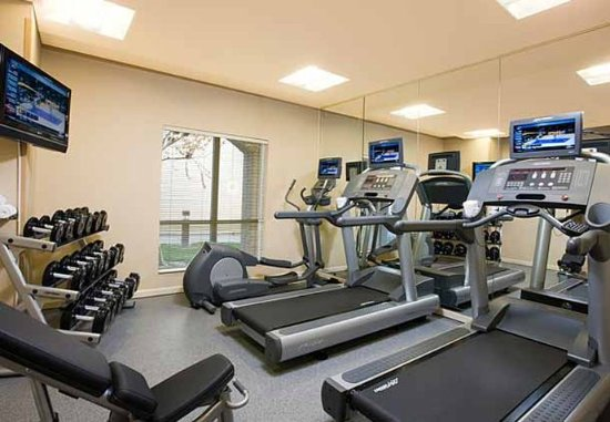 Pleasant Hill, Kaliforniya: Fitness Center