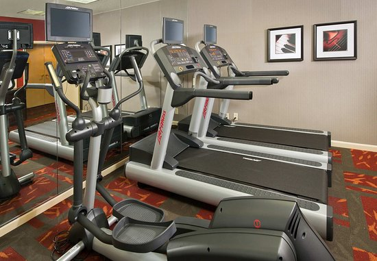 Residence Inn Durham Research Triangle Park: Fitness Center