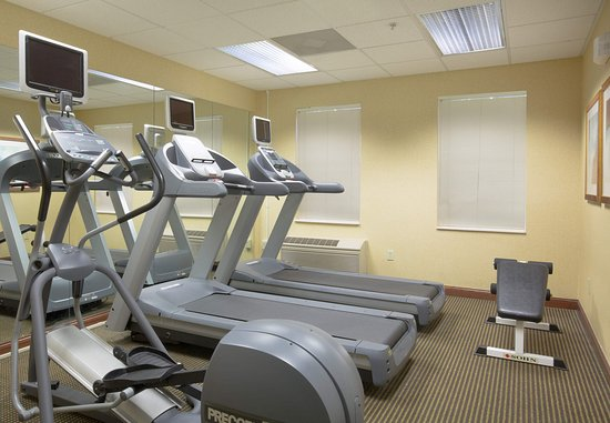 Vacaville, CA: Fitness Center