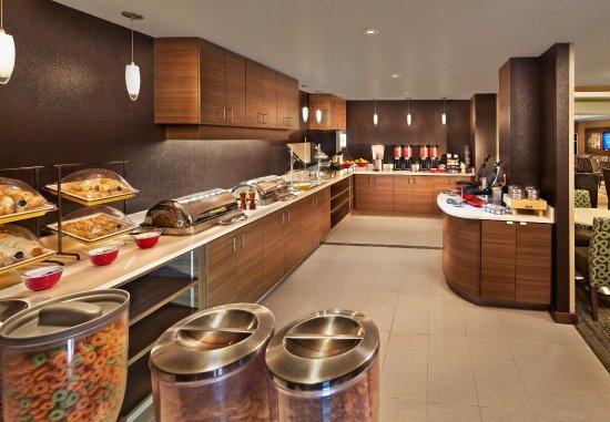 Conshohocken, Пенсильвания: Breakfast Buffet