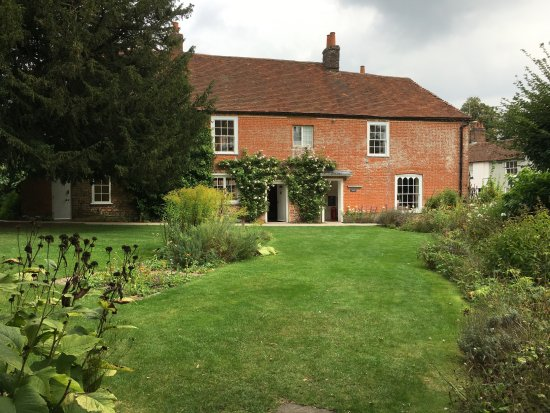 Chawton, UK: House