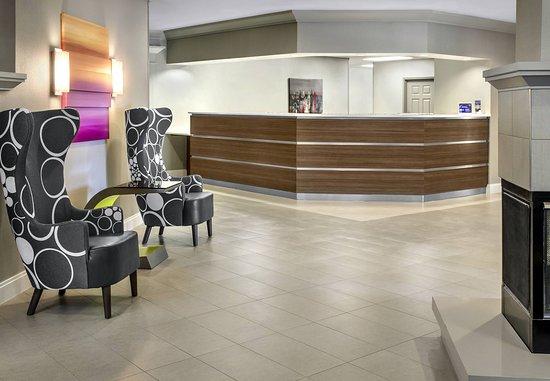Residence Inn Newark Elizabeth/Liberty International Airport: Lobby
