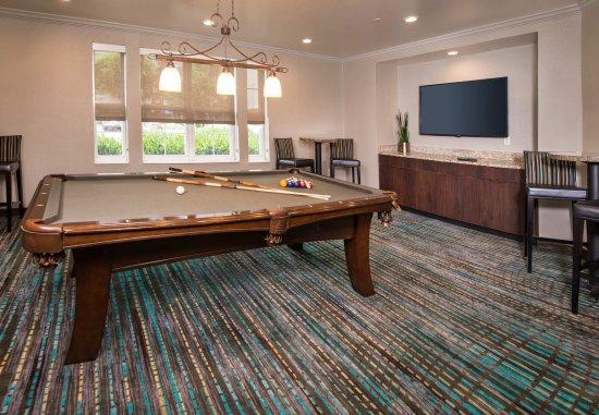 Residence Inn Frederick: Gil's Game Room