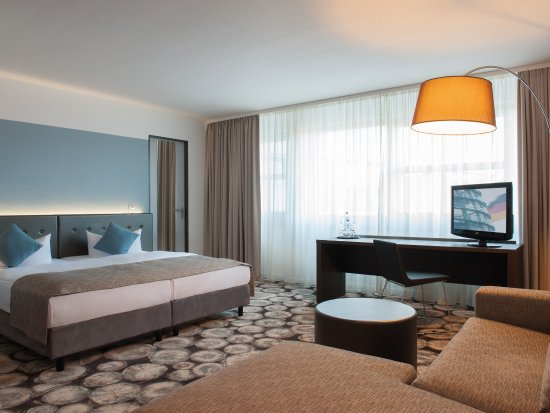 Victor's Residenz-Hotel Berlin-Tegel: Junior Suite