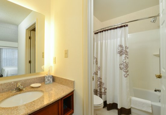 Southern Pines, Северная Каролина: Bathroom