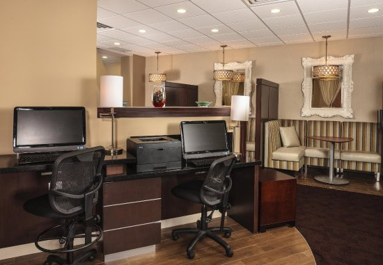 White Plains, NY: Business Center
