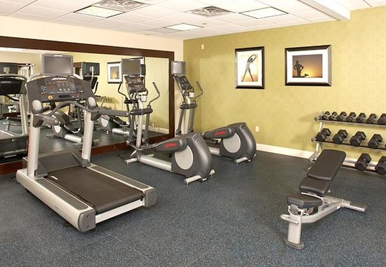 White Plains, NY: Fitness Center