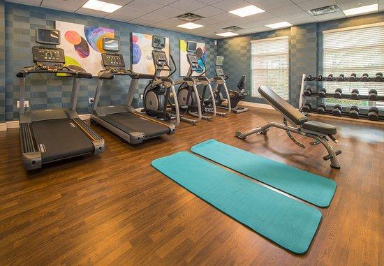 Dulles, VA: Fitness Center