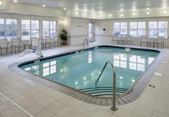 มานาสซาส, เวอร์จิเนีย: Indoor Pool