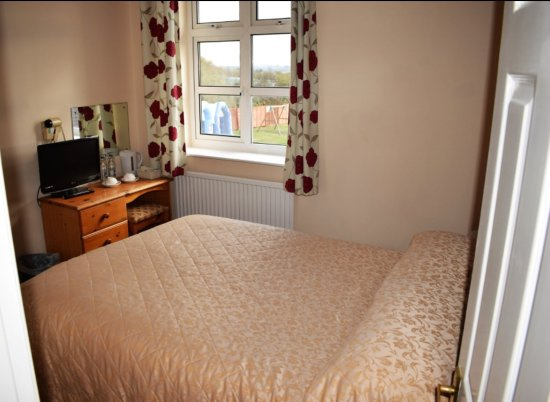 Battlesbridge, UK: Double room