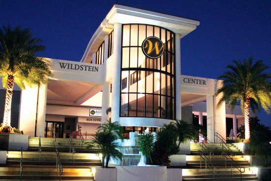 Avon Park, FL: The beautiful Alan Jay Wildstein Center for the Performing Arts