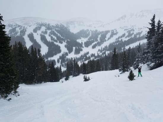 Miners Pick Bed and Breakfast: Loveland Ski Area