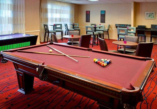 Parsippany, NJ: Game Room