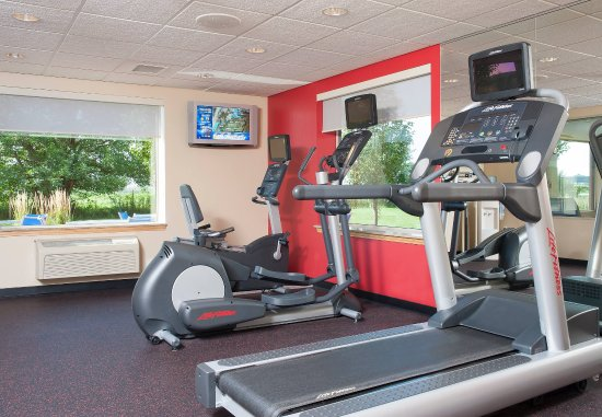 Johnston, IA: Fitness Center