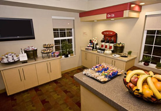 TownePlace Suites Fresno: Breakfast