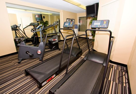 TownePlace Suites Fresno: Fitness Center
