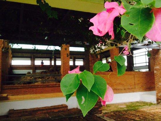 Ban Kruat, Thailandia: สภาพภายนอกของเตาเผาโบราณ เตาสวาย ต.โนนเจริญ อ.บ้านกรวด