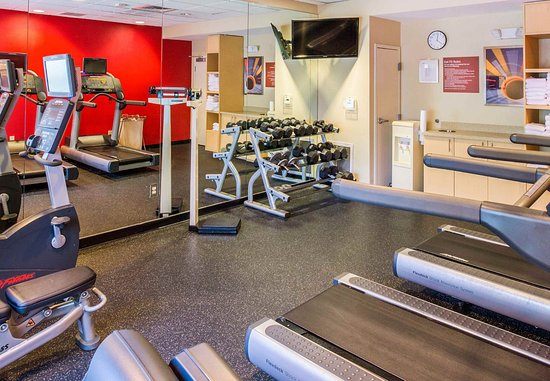 Thousand Oaks, Kalifornien: Fitness Center