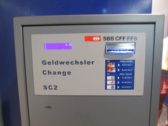 Bahnhof Bern Bild