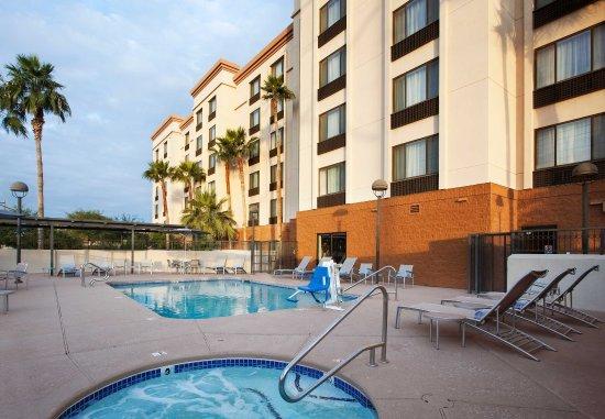 SpringHill Suites Phoenix Tempe/Airport: Outdoor Pool