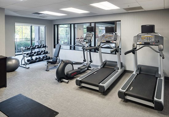 SpringHill Suites Milford: Fitness Center