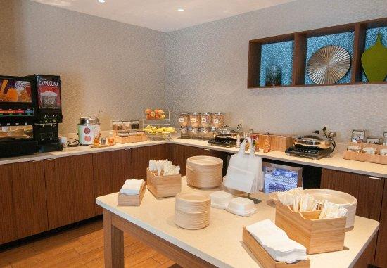 Monroeville, Pensilvania: Breakfast Buffet