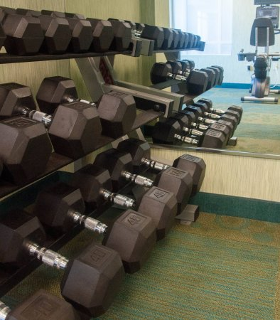 Monroeville, Pensilvania: Fitness Center    Free Weights