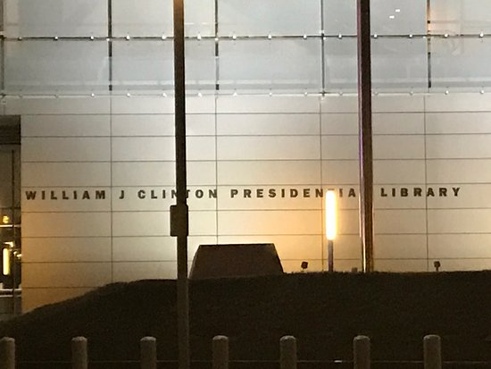 William J. Clinton Presidential Library: photo0.jpg