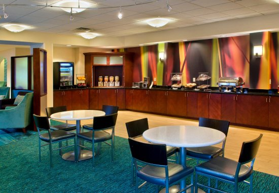 Plymouth Meeting, PA: Breakfast Area