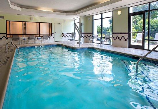 Plymouth Meeting, Pennsylvanie : Indoor Pool