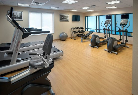Plymouth Meeting, Pensilvanya: Fitness Center