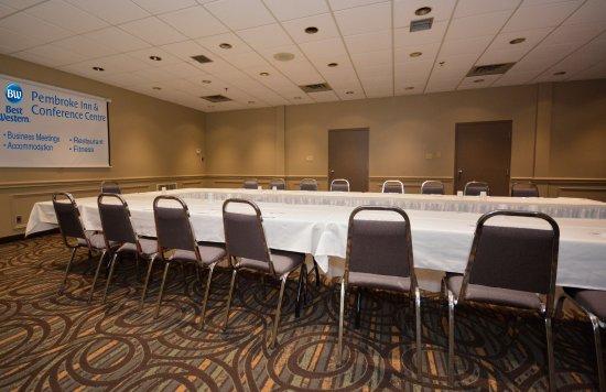 Pembroke, كندا: Daniel Frasier Meeting Room