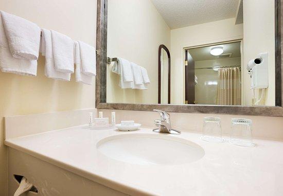 Eden Prairie, Minnesota: Suite Bathroom