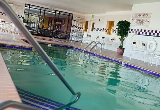Eden Prairie, MN: Indoor Pool & Spa