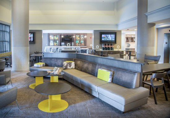 SpringHill Suites Miami Airport South: Lobby