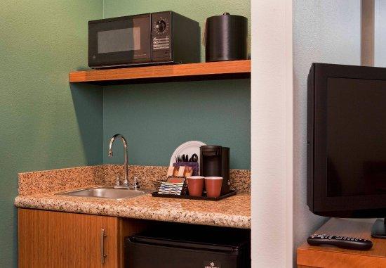 Peabody, MA: Suite Kitchen Area