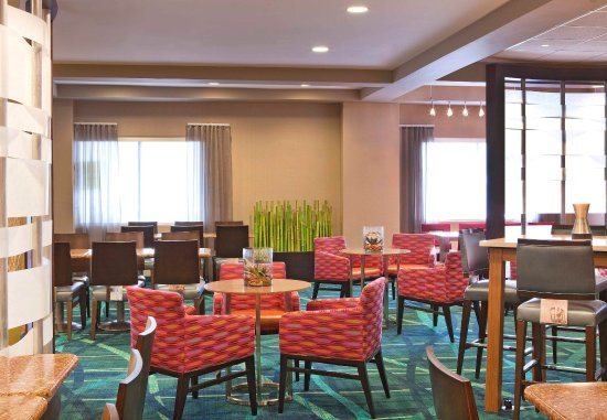 Peabody, Μασαχουσέτη: Breakfast Dining Area
