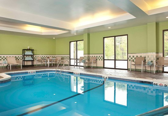Peabody, Μασαχουσέτη: Indoor Pool