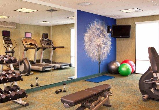 Peabody, Μασαχουσέτη: Fitness Center
