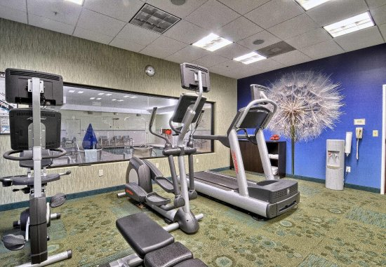 Southfield, MI: Fitness Center