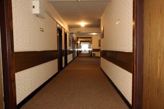 Sanok, Polonia: korytarz
