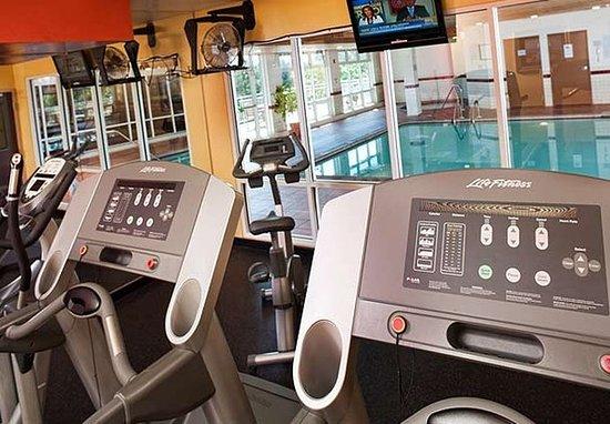 Eagan, Minnesota: Fitness Center