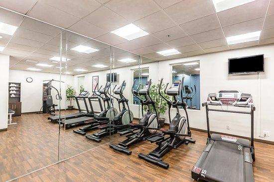 เกเธอร์สบูร์ก, แมรี่แลนด์: Fitness