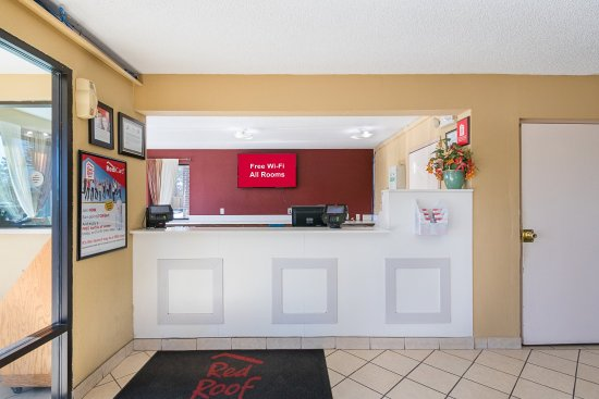 Delightful Red Roof Inn Hardeeville