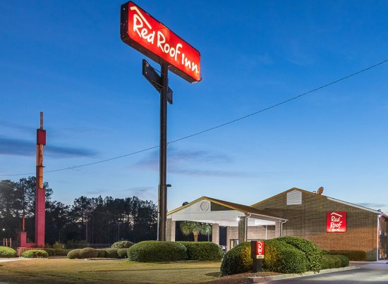 Red Roof Inn Hardeeville: Exterior