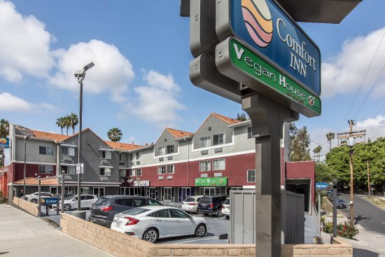 Comfort Inn - Los Angeles / West Sunset Blvd.: Miscellaneous