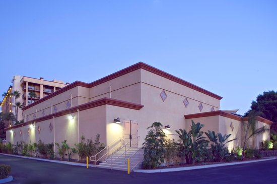 クラウン プラザ ハナレイ サンディエゴ - ミッション バレー