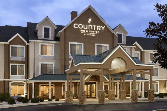 Country Inn & Suites By Carlson, Savannah I-95 North: Exterior