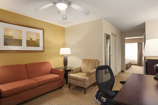 Country Inn & Suites By Carlson, Savannah I-95 North: Suite